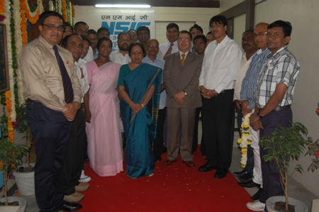 CMD, NSIC welcomed by Central Zone