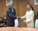 MOU between NSIC and MSME, Democratic Republic  Congo