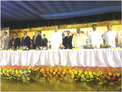 Chief Minister, Orissa inaugurates NSIC -MSME International Orissa Trade Fair 2013