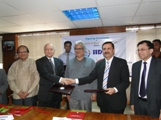 NSIC SIGNS MOU WITH IIDFC, Bangladesh