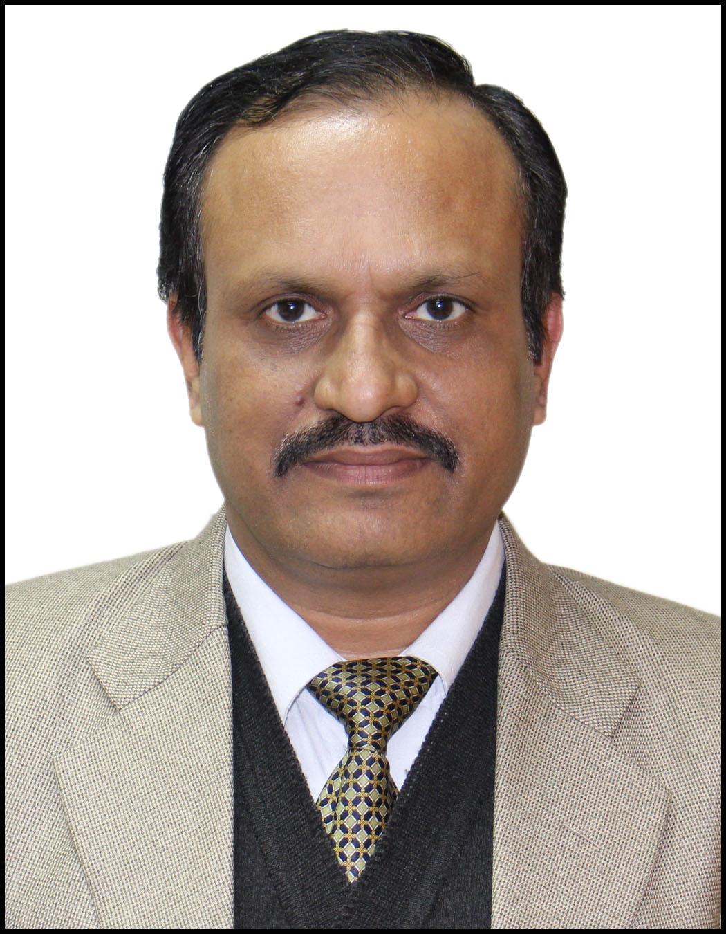 NSIC (Director Finance) Shri Gaurang Dixit