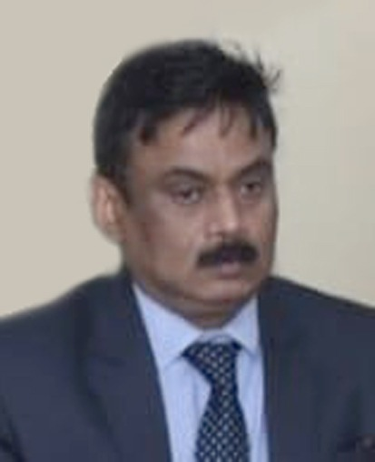 MANOJ LAL -Chief General Manager (Corporate Communications , Space Marketing Cell and Event Management Cell)