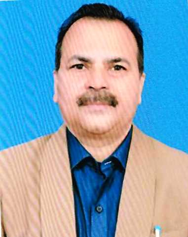 RAJESH KUMAR -General Manager (Technology ,  CMR and Liaison Officer for SC, ST & PwD)